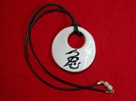 A4 / Collier : Astrologie Chinoise `` Le Lapin ``