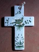 C6 Croix à la palombe verte