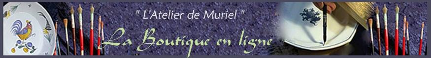La boutique de Faïences de Muriel / SAMADET Aquitaine